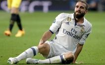 Điểm tin sáng 4-5: Real Madrid mất Carvajal hết mùa