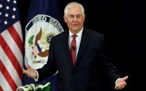 Ngoại trưởng Mỹ: Washington cần cân bằng các đồng minh