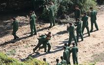 Binh sĩ Trung Quốc được dạy ra lệnh bằng tiếng Hàn