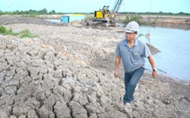 Dự án ngập triều TP.HCM: 1,5 triệu m3 bùn đổ đi đâu?