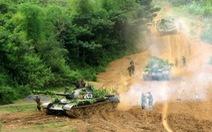Mặc 'áo giáp' cho xe tăng