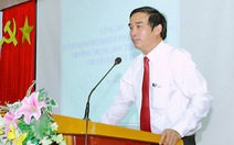 Giới thiệu phó chủ tịch TP: Đà Nẵng không thay đổi quan điểm