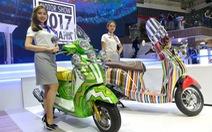'Tự do bứt phá' tại Triển lãm Moto xe máy 2017