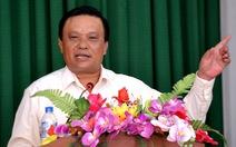 Phó bí thư Bình Định trả lời về bằng 'dỏm', bổ nhiệm người thân