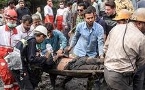 Cứu đồng nghiệp bị kẹt, hàng chục thợ mỏ Iran tử nạn