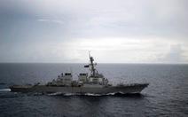 Mỹ thả lỏng Biển Đông?