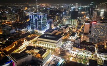 """Sài Gòn từ trên cao """"quen mà lạ"""" qua lăng kính Galaxy A 2017"""
