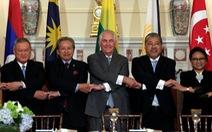 ASEAN là đối tác quan trọng của Mỹ