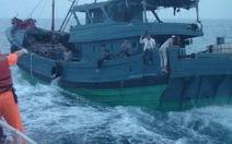 Đài Loan 'vuốt râu hùm' bắt ngư dân Trung Quốc
