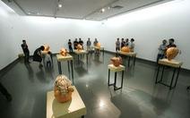 Độc đáo triển lãm gốm đương đại tại Hà Nội