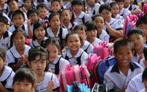 Phản hồi: Làm sao đủ trường lớp?