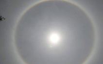 Giải mã hiện tượng 'Mặt trời lạ' ở Nghệ An