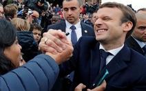 Ông Macron chiến thắng bầu cử tổng thống Pháp