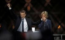 Châu Âu thở phào sau kết quả bầu cử Pháp