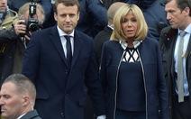 Vợ ông Emmanuel Macron sẽ làm việc không lương cho chồng