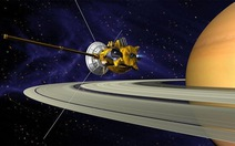 Phát hiện khoảng trống không gian trên Sao Thổ