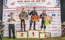 Giải đua xe Honda Việt Nam 2017: Gay cấn và kịch tính
