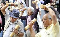 Nhật loay hoay với bài toán dân số già