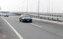 Nhương quyền khai thác cao tốc Cầu Giẽ - Ninh Bình hơn 9.100 tỉ đồng