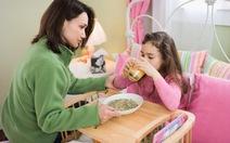 Dinh dưỡng cho trẻ bị tiêu chảy