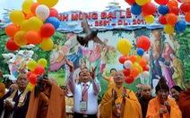 Đại lễ Phật đản ở Việt Nam Quốc tự - TP.HCM
