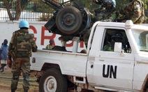 Phái bộ gìn giữ hòa bình Liên Hiệp Quốc bị tấn công