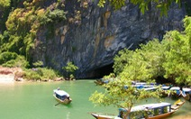 9,5 tỉ làm cổng vào Vườn quốc gia Phong Nha -Kẻ Bàng