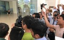 Cấm cửa báo chí dự họp về Sơn Trà
