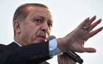 Thổ Nhĩ Kỳ cảnh báo Mỹ về người Kurd