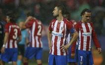 """Cầu thủ Atletico """"đau"""" vì khoảnh khắc xuất thần củaBenzema"""