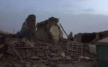 Nhiều người chết và bị thương vì động đất ở Trung Quốc
