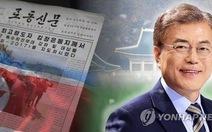 Triều Tiên bắn tin 'hòa giải' đến Hàn Quốc