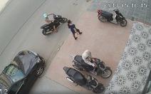 Clip: trộm xe SH trong vài giây ở Hà Nội