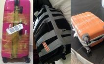 Những chiếc vali... biết nói!