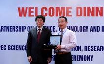 Nhà khoa học Trung Quốc giành được Giải thưởng Khoa học APEC