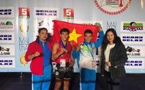 Duy Nhất lần thứ 7 vô địch muay Thái thế giới
