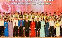 Tôn vinh 60 thợ trẻ giỏi toàn quốc