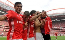 Điểm tin sáng 14-5: Benfica lần thứ tư liên tiếp vô địch Bồ Đào Nha