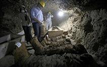 Kỳ bí 17 xác ướp vừa phát hiện ở Ai Cập