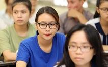 Công bố đề tham khảo thi trung học phổ thông quốc gia 2017