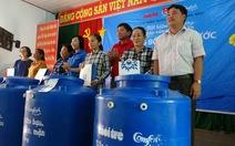 150 hộ dân ven biển An Minh đón dòng nước sạch