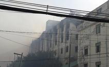 Công ty Kwong Lung - Meko xây dựng lại tại vị trí cháy