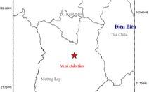 Liên tục xảy ra động đất ở Điện Biên