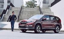 Khuyến mãi dành cho khách hàng mua xe Honda CR-V và Honda Accord