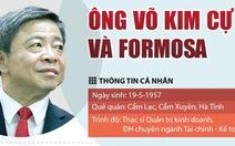 Ông Võ Kim Cự và trách nhiệm liên quan sự cố Formosa