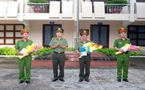 Khen thưởng lực lượng bắt nóng nhóm nổ súng làm bị thương 2 người