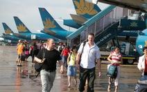 Nâng công suất sân bay Tân Sơn Nhất đón 43-45 triệu khách/năm