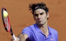 Federer rút lui khỏi Giải Pháp mở rộng 2017