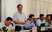 Thanh tra Chính phủ kiểm tra các dự án 'nuốt' rừng Phú Yên