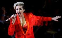 Katy Perry làm giám khảo American Idol